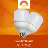 De LEIDENE van de Vorm van het aluminium T Bol van het Licht/van de Verlichting met E27/B22 20With28With38W