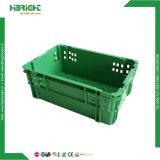 O volume de negócios de frutos de plástico personalizado visor caixa de contêiner de vegetais da Cesta