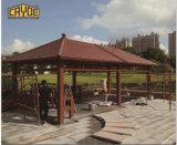 Leve de alumínio flexível Pavilion com canto diferente