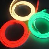 LED de cor vermelha luz Corda Flexível Noen piscina interior e faixa de luz decorativa