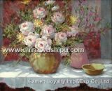 Цветок Painting-Classical масла