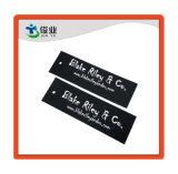 Ropa de alta calidad papel Hang Tag/Etiquetas de prendas de vestir personalizadas