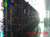 Chipshow intérieure pleine couleur RVB Affichage LED de location de P3