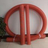 Tubo flessibile a fibra rinforzata di aspirazione e di scarico del PVC