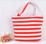 Tela branca Vermelha moda Saco a tiracolo bolsas de saco a tiracolo