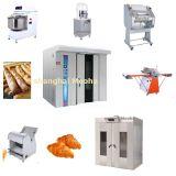 Булочная Commecial вращающегося оборудования для установки в стойку для выпечки хлеба печи (полная пекарня линии входит в комплект)
