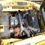 Japón utiliza maquinaria de construcción sobre orugas hidráulica excavadora Komatsu PC120-6