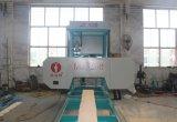 新しい条件および木工業の使用法のディーゼル帯鋸の機械装置