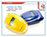 Resistente al agua movimiento el paso del contador de calorías podómetro digital multifunción