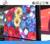 Des couleurs vives P10 Affichage LED de plein air