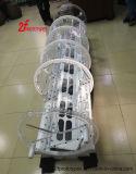 Pezzi meccanici di CNC del prodotto di stampa veloce medica del prototipo 3D