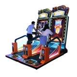 Het Rennen van de Agent van de Arcade van de Apparatuur van het Vermaak van jonge geitjes de VideoMachines van het Spel