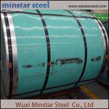 Strato della bobina ss dell'acciaio inossidabile di AISI 304 dal laminato a freddo da