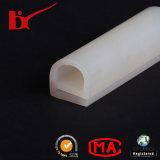 Form-Silikon-Gummi-Dichtungs-Streifen des Nahrungsmittelgrad-flexibler E