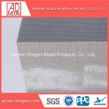 Abertura de micro alumínio alveolado Core