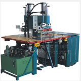 Double machine de soudure principale d'emballage d'ampoule de PVC de type
