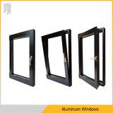 &Nbsp; Finestra di alluminio popolare di inclinazione e di girata del rivestimento della polvere