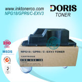 キャノンのコピアーのトナーIR 2200 2220n 2220のためのNpg18 Gpr6 Npg18 Gpr-6 C-Exv3 C Exv3 2800 3300