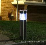 Acero inoxidable lámpara solar del jardín Estaca (RS035D)