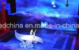 Wand-Bildschirm-Bildschirmanzeige P2.5 P3 P4 P5 P6 des vorderen Innenservice-video LED