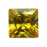 Камни самоцветов H230 ювелирных изделий квадратного габаритного кубического Zirconia Suhua шикарные