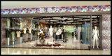 製造業者の直売の女性衣服の店のインテリア・デザイン