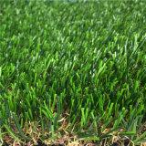 Erba sintetica della decorazione durevole più sicura più poco costosa del giardino (AMU424-30L)