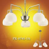 Qualitäts-moderne Innen Dekorative Glasleuchter ( PX- 0745-5A )