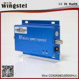 セリウムRoHSとの工場価格の小型CDMA 850MHzの移動式シグナルのブスター