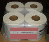 "1-Ply Centrefeed Towel Paper 21cm X 300m (8.27 ""x91.5feet)"