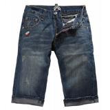 Jeans Bermuda masculina (JJ-MB004)