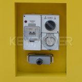 De Gele Kleur van Loadbank 300kw voor het Testen van de Huur van de Generator