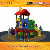 Parque Infantil exterior Série Kidscenter crianças playground coberto (KID-22001, CD-03X)