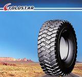 지하 광산 타이어