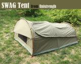 緑90cmの販売の単一のキャンバスの層の盗品のテント