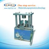 Machine hydraulique de bureau de cachetage pour le Li-ion Cylindrial 18650 laboratoire Gn-Msk-510 de recherche et développement de 26650 séries