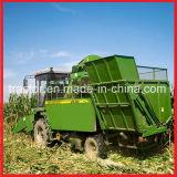 Mechineの自動推進のトウモロコシのコンバイン収穫機(4YZ-3C)を収穫する3列