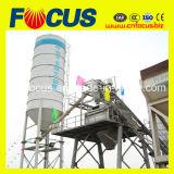 25/35/50/60m3/H usine de béton commerciale Compact/ Station de mélange de béton