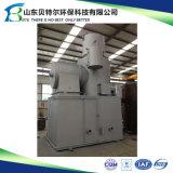 incinérateur de rebut des vêtements 50kgs/Time graisseux, incinérateur sans fumée de déchets solides