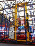 Depósito de alta densidade automatizado do sistema de rack