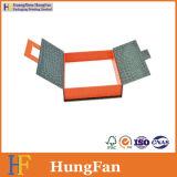 Impresión de logotipo personalizado regalo Caja de embalaje y plegado de papel cartón Caja de regalo