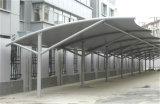 Автопарк стальной структуры плоской крыши полуфабрикат светлый (KXD-83)