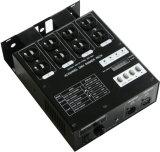 4チャネルDMXのマトリックスの調光器スイッチパック