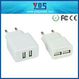 Fait dans des accessoires de téléphone mobile d'usine de la Chine 1/2/3 chargeur rapide de port USB pour Samsung, tablette