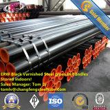 Tubo de acero soldado carbón/tubo cuadrado de acero galvanizado/sección hueco