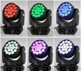 Beweglicher Kopf 19 Augen-LED mit Summen-Lichtern