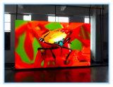 Écran visuel polychrome d'intérieur du panneau-réclame DEL d'Afficheur LED de P6 SMD