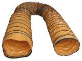 4inch-60inch 내화성 유연한 공기 도관