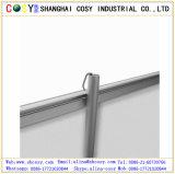 L'alta qualità con il buon prezzo rullo di alluminio in su il banco di mostra 80*200/85*200cm