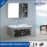 防水ホームステンレス鋼の浴室の流しのキャビネット